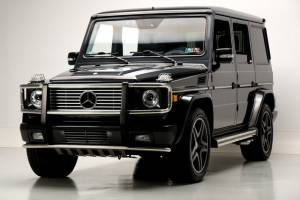 2003 Mercedes Benz G55 AMG from Japan