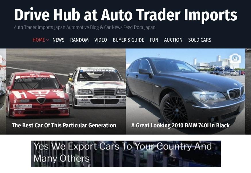 Drive hub & Car Talk