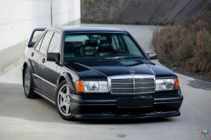 Mercedes Benz 190E Evolution II Classic