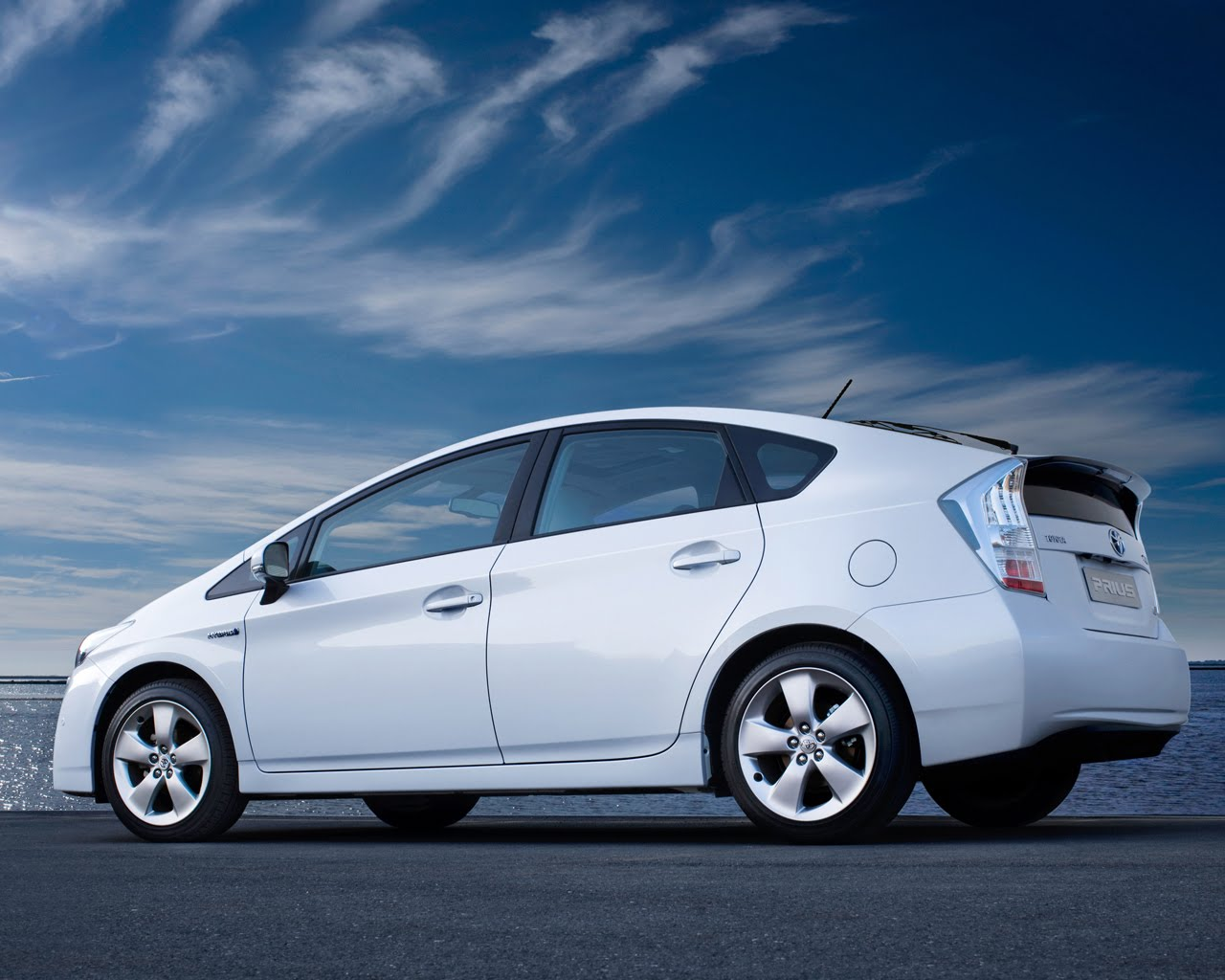 The amazingly competent and reliable Toyota Prius