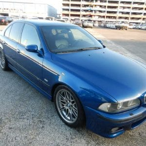 A Very Attractive 1999 BMW M5 On Show