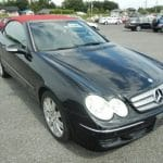 Very Attractive 2007 Mercedes Benz CLK350