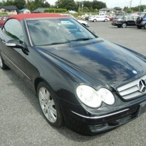 Very Attractive 2007 Mercedes Benz CLK350