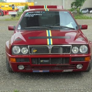 1995 Lancia Delta EvoII Final Edition Complete Car