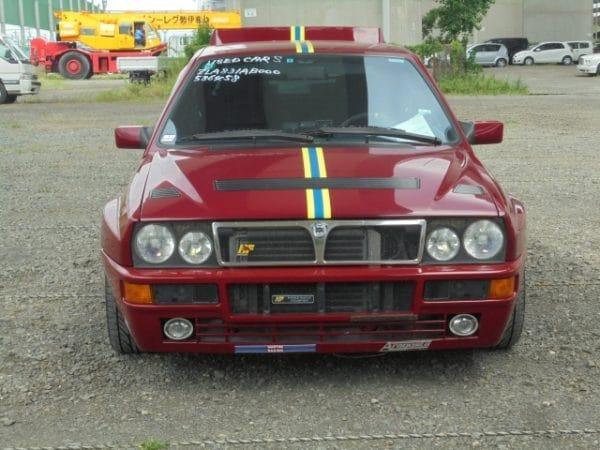 1995 Lancia Delta EvoII Final Edition Complete Car