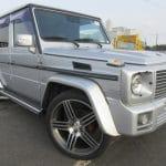 Rare Mercedes Benz G Class Brabus Edition