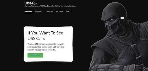 USS-Ninja is your 1 stop car auction shop