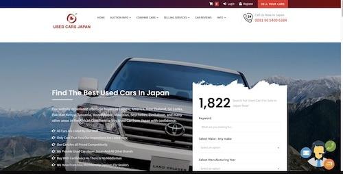 Used Cars Japan sell to Malaysia, Kenya, Tanzania, Zambia, and more