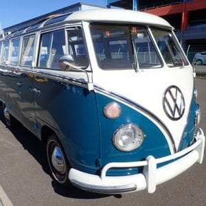 Classic VW Type II Kombi Van Are Available In Japan